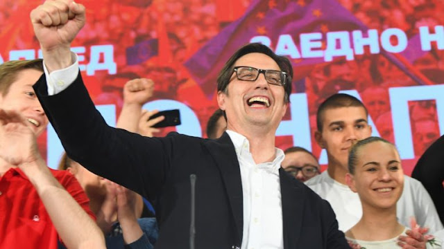 Πεντάροφσκι: Διασφαλισμένη με κάθε κυβέρνηση η Συμφωνία των Πρεσπών