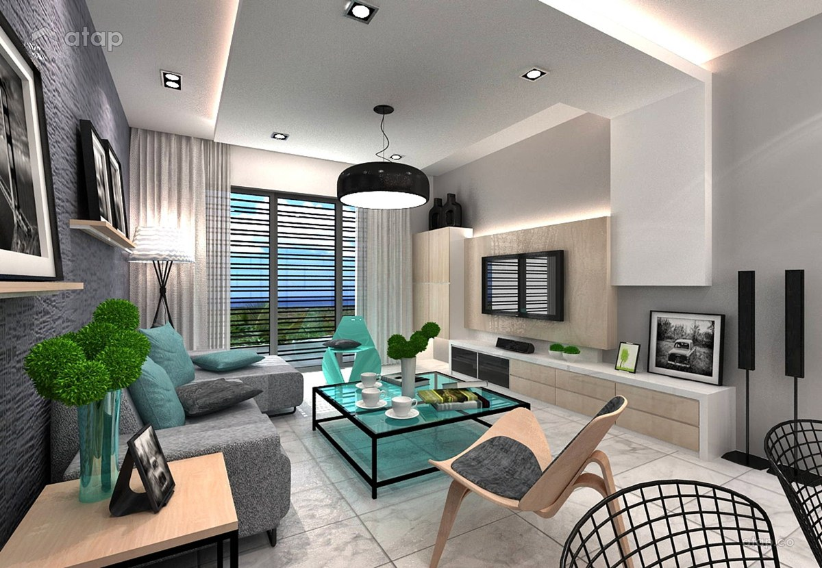 7 Modern Living Room Design Ideas For Small Apartments Dream House