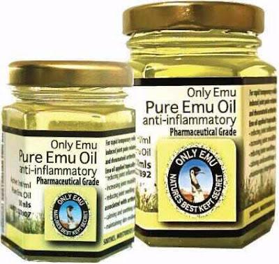 زيت الاميو Emu Oil