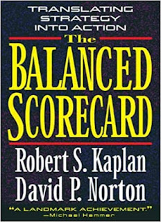 The Balanced Scorecard: Translating Strategy into Action 1st Edition