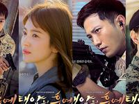 10+1 Ucapan Romantis Di Drama Descendants Of The Sun (DOTS) Yang Bikin Hati Meleleh