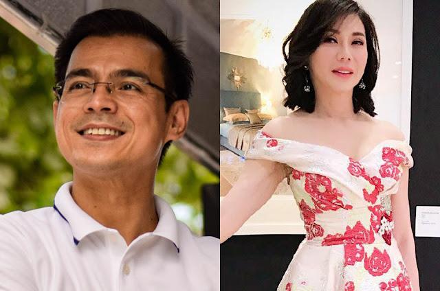 Vicky Belo inaming walang injections na nangyari kay YORME Isko Moreno