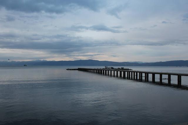 Ohrid Lake Maceodnia