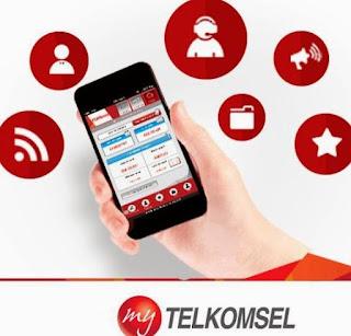 Cara Terbaru Transfer Paket Data Telkomsel Flash