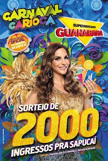 Promoção Supermercado Guanabara Sapucaí