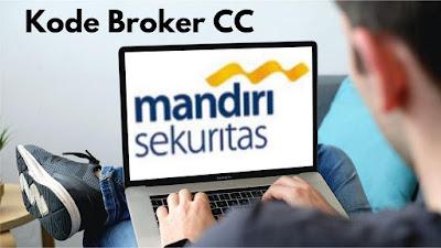 kode broker cc