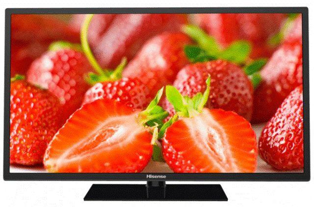 """Hisense 20D50 - 20"""" - LED TV 1200 Watt"""