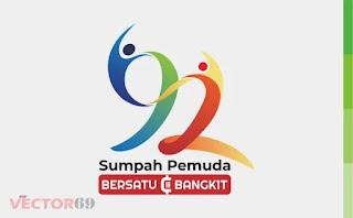 Hari Sumpah Pemuda 2020 Logo - Download Vector File CDR (CorelDraw)