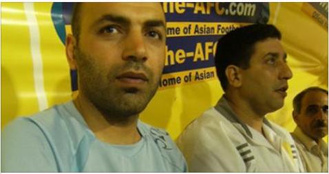 النظام يقتل الكابتن السابق للمنتخب السوري تحت التعذيب