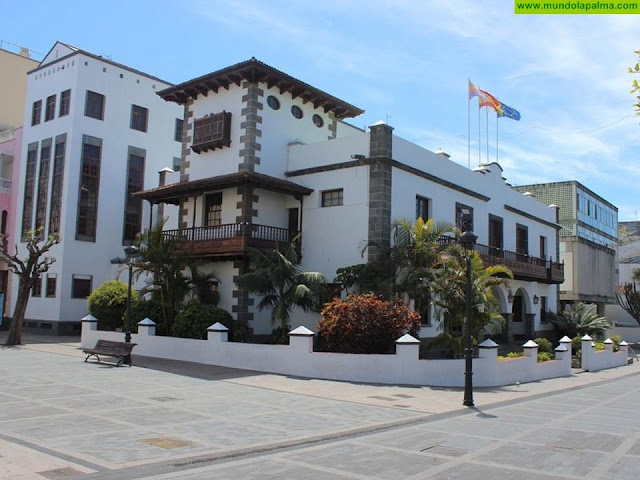 Los Llanos de Aridane se convierte en uno de los 200 municipios españoles beneficiarios del programa europeo de mejora de la red wifi municipal