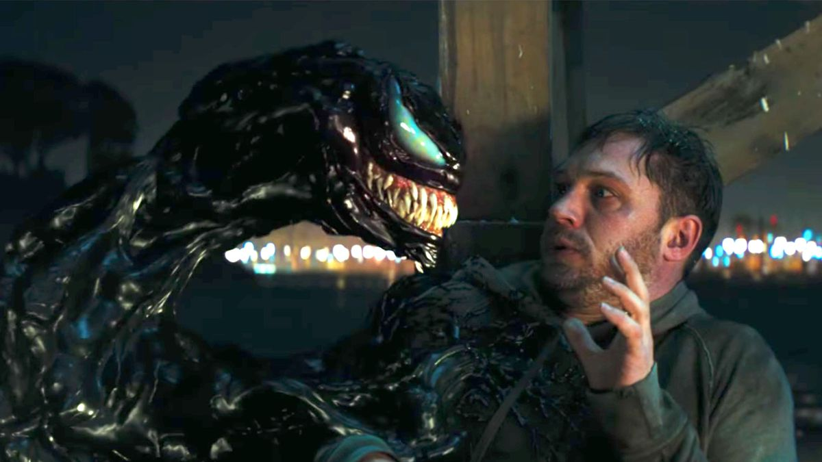 Tom Hardy Is Officially Coming Back For 'Venom 2' but no trace of Tom Holland movierulz
