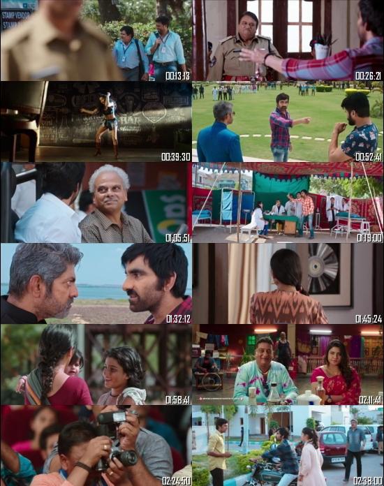 Nela Ticket 2018 HDRip 720p 480p Dual Audio Hindi Telugu Full Movie Download