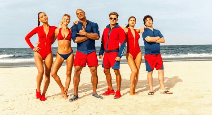 La película de Action Comedy Baywatch, que se lanzó en 2017, fue un éxito comercial ya que la película recaudó un total de $ 177.0 millones en la taquilla.