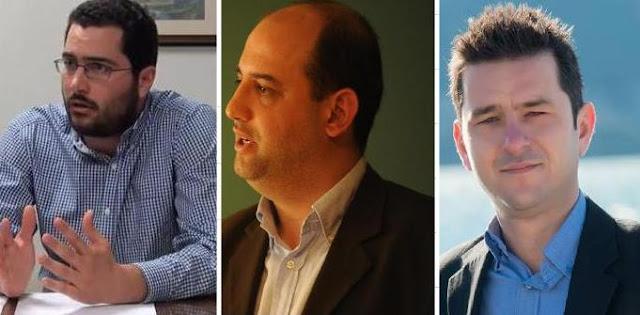 Σπυρόπουλος, Πανταζής και Ζγούρης στην Κεντρική επιτροπή του Κινήματος Αλλαγής