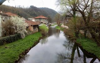 Tryavna, Bulgaria.