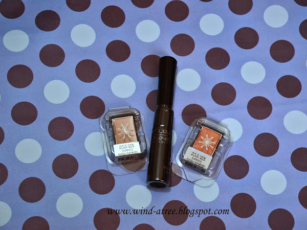 [Review] Missha The Style - Liquid Sharp Eyeliner and Mono Touch Shadow