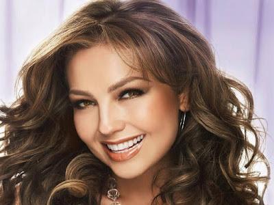 Canciones de amor de Thalía