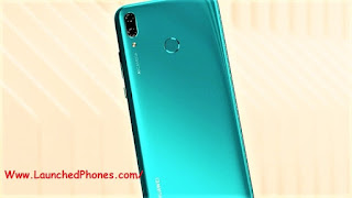 This latest Huawei Mobile shout upward is launched amongst the notch display together with iv cameras similar  Huawei Y9 2019(Huawei Enjoy nine Plus) launched