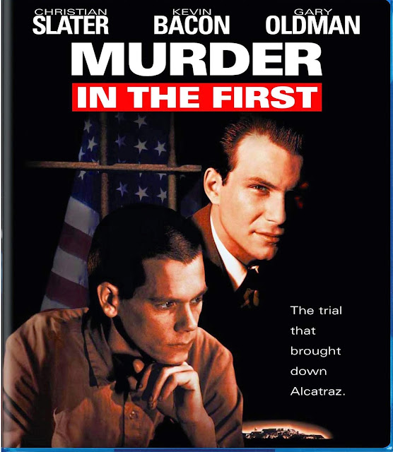Murder in the First [1995] [DVD] [Subtitulada]