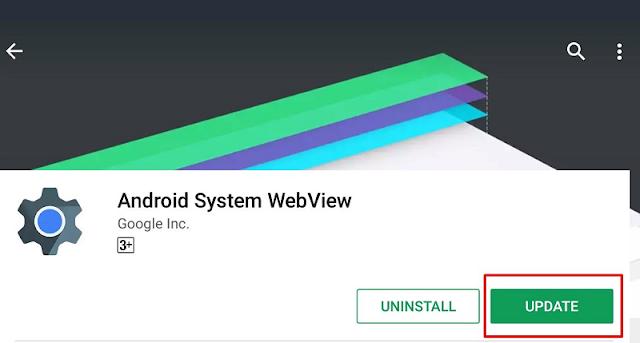 ما هو تطبيق Android System Webview المخفي والمهم في هاتفك ؟ ولماذا عليك تحديثه بإستمرار؟
