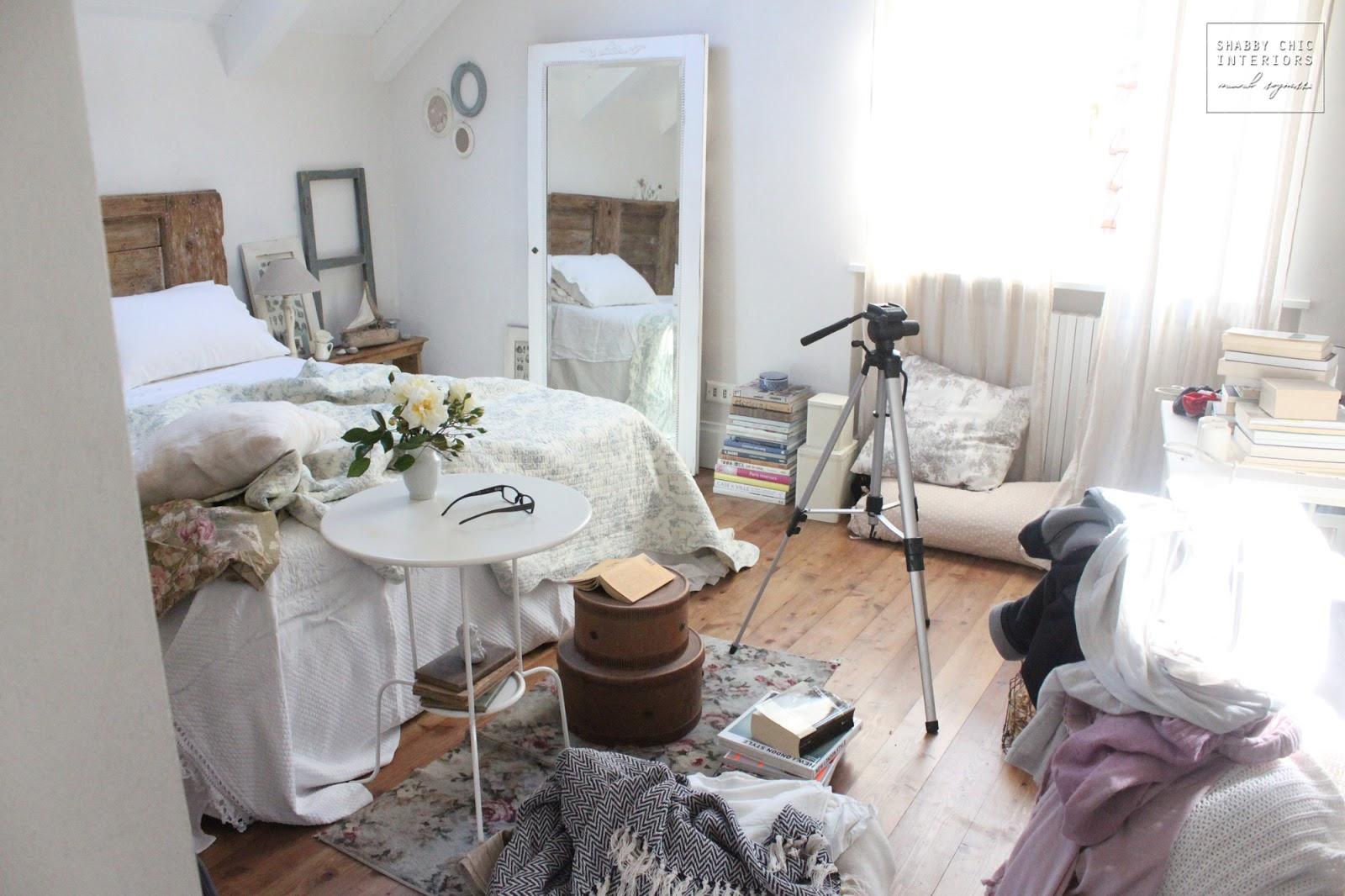 Arredare La Camera Da Letto In Stile Shabby Chic | Camera Da Letto ...
