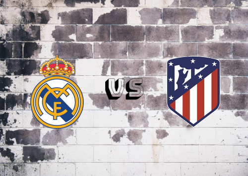 Real Madrid vs Atlético Madrid  Resumen y Partido Completo