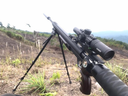 bipod senapan angin terbaik harga murah