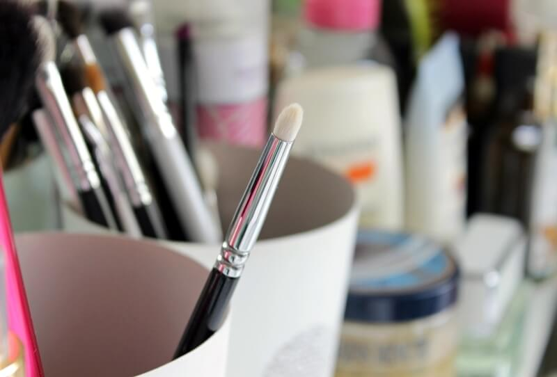 zoeva 230 luxe pencil brush kist review recenzija