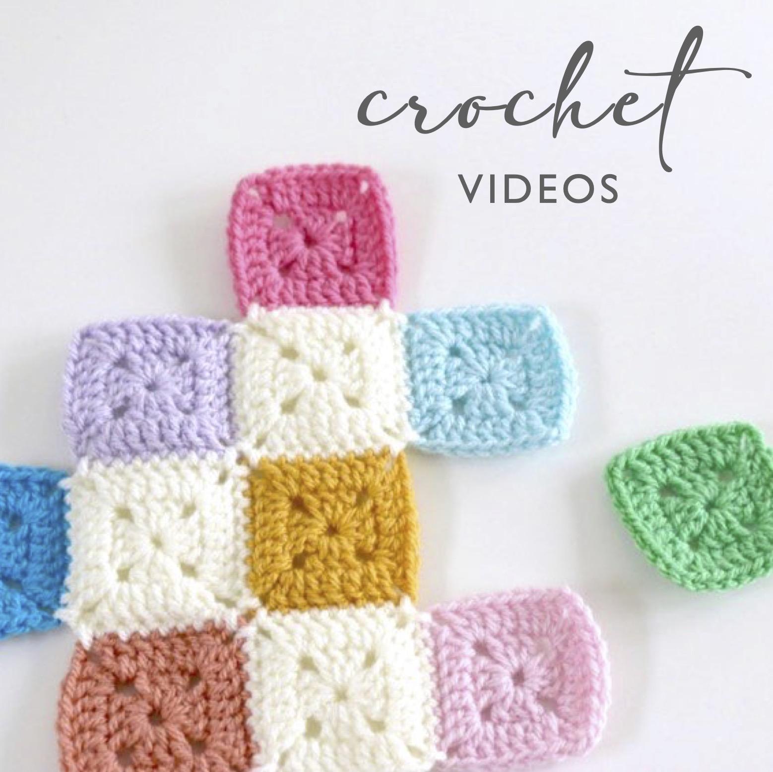 Crochet Videos Link