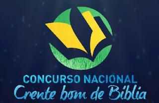 """Concurso """"Crente Bom de Bíblia"""""""
