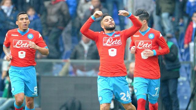 Insigne Tunggu Kontrak Baru dari Napoli