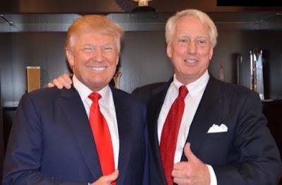 Donald Trump's Brother Robert Trump Dies-- Tributes and Condolence from Family and Political Figures