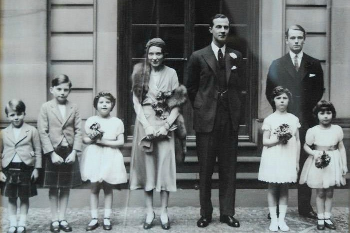 Boda de Adele Astaire y Billy Cavendish