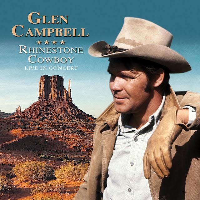 Glen Campbell era número 1 en 1975.