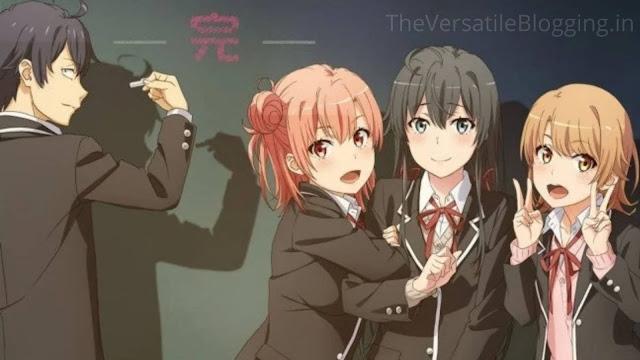 Yahari Ore no Seishun Love Comedy wa Machigatteiru. (My Teen Romantic Comedy SNAFU)