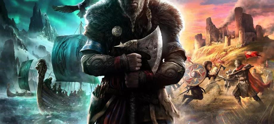 Seri Baru, Assassin's Creed Valhalla Diumumkan - Bawa Latar Viking