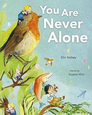 cover art for You are Never Alone