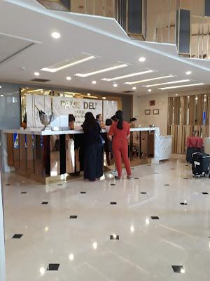 ベトナム・ダナンのホテル