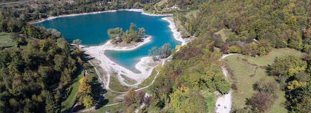 Lago di Tenno (Trento) Travel blog Viaggynfo