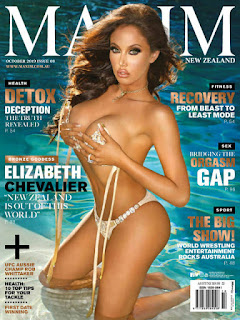 Maxim Nueva Zelanda – Octubre 2019 PDF digital