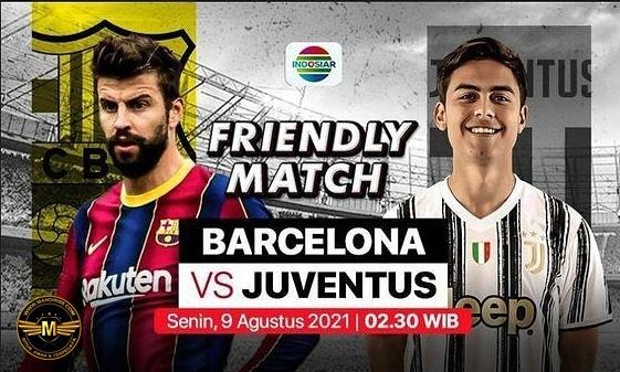 Prediksi Barcelona Vs Juventus