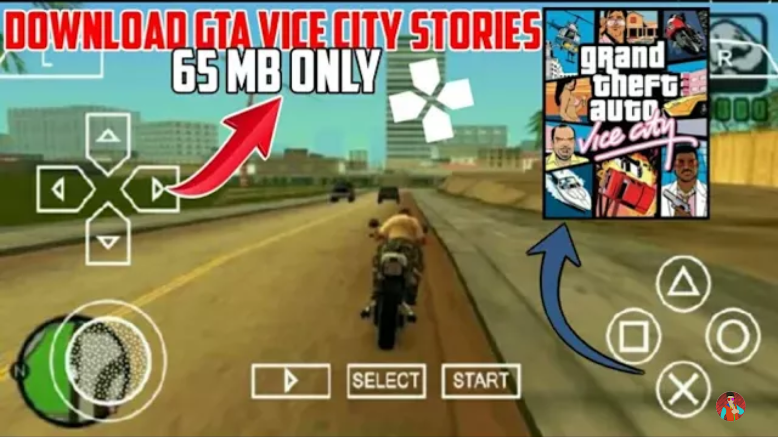 gta vice city stories download for pc highly compressed