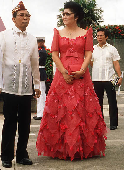 The Contemporary History: Ferdinand and Imelda Marcos