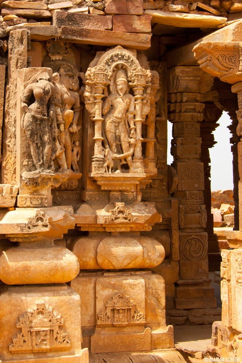 Harsh Nath Temple Sikar Jaipur Rajasthan
