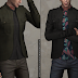 Mandarin Collar Military Jacket - Patreon Exclusive