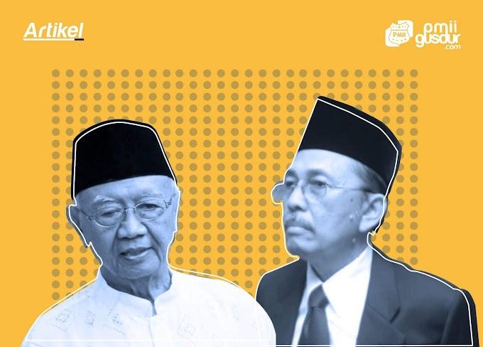 Meneladani KH Salahuddin Wahid dan KH Ahmad Bagdja