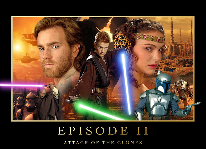 Star Wars : Episode II – The Attack of the Clones (2002) mtvretro.blogspot.com