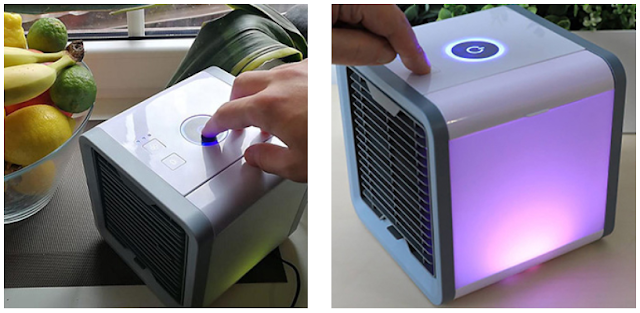 Mini Portable Arctic CoolerAir USB Fan   CoolAir Portable