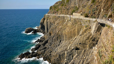 The Way of Love on the dramatic Cinque Terre coast