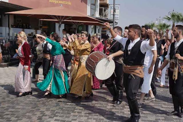 Σε φεστιβάλ χορών στην Κύπρο βρέθηκε ο Ποντιακός Σύλλογος Κλείτου Κοζάνης
